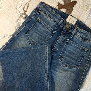 McGuire Denim Jeans Inez Flare Size 28